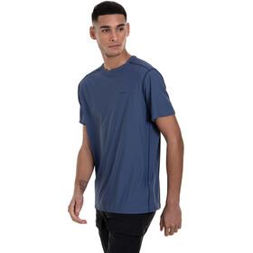 Berghaus 24/7 Tech SS Crew T-shirt Heren, vintage indigo
